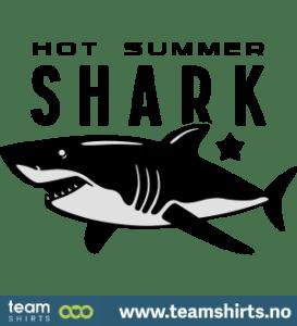 Heißer Sommerhai