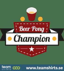 Bier Pong Champion