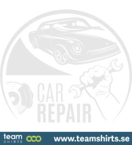 Auto Reparatur Emblem