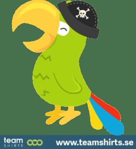 Piratenpapagei