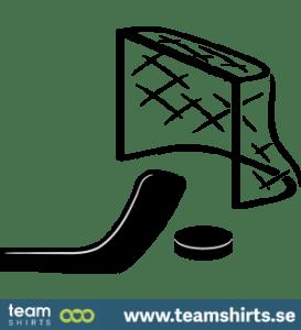 Eishockey Puck Stick Ziel