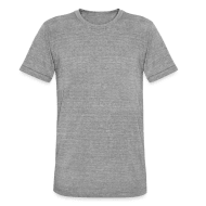 T-shirt triple mélange unisexe Bella + Canvas
