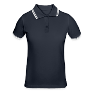 Polo tipped Femme TS