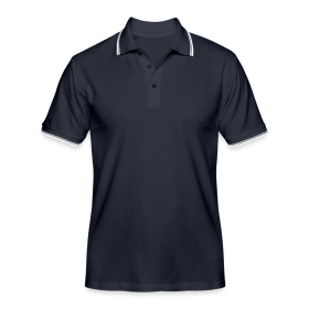 Men's Tipped Polo Shirt TS