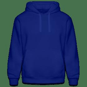 Mannen hoodie TS