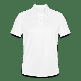 Men's Breathable Polo Shirt TS
