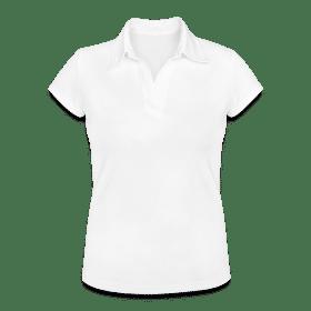 Women's Breathable Polo Shirt TS