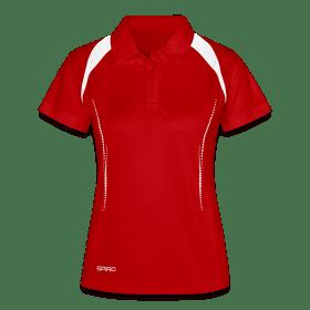 Women's Polo breathable TS