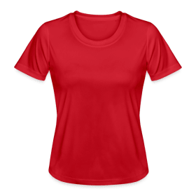 Vrouwen functioneel T-shirt TS