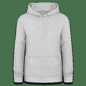 Vrouwen hoodie