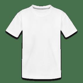 Kinderen premium biologisch T-shirt