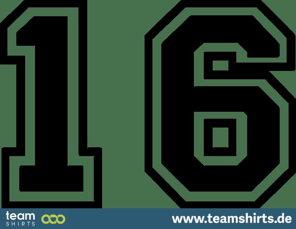 Nummer sechzehn