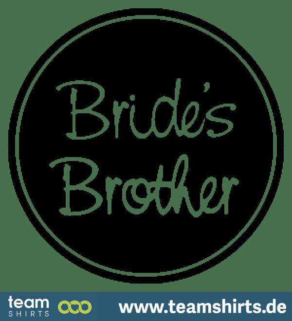 BRIDE'S BROTHER