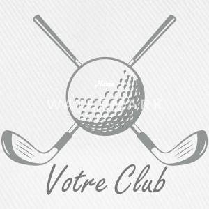 GOLF CLUB EMBLÈME