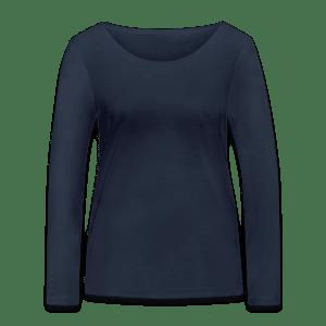 Økologisk langermet T-skjorte for kvinner fra Stanley & Stella