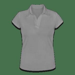 Frauen Funktions-Poloshirt TS