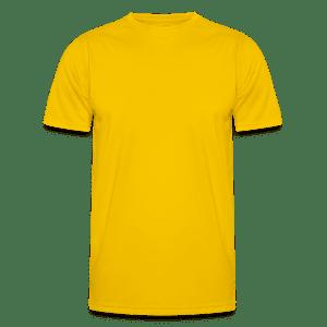 Männer Funktions T-Shirt LE