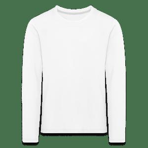 Premium langermet T-skjorte for barn