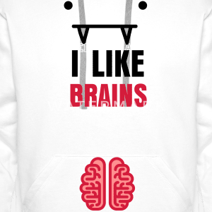 I LIKE BRAINS