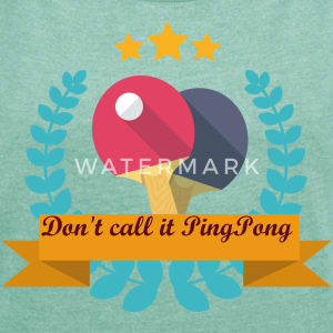 PING PONG CUP