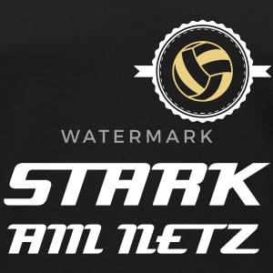 STARK AM NETZ VOLLEYBALL