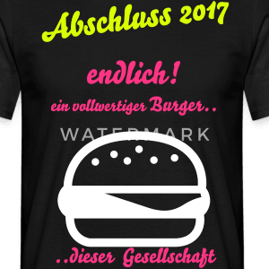 ABSCHLUSS BURGER