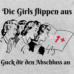 GUCK DIR DEN ABSCHLUSS AN