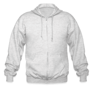 Men's Heavyweight Hooded Jacket TS