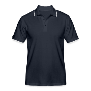 Men's Contrast Polo Shirt TS