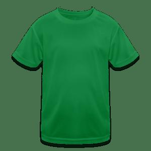 Funksjons-T-skjorte for barn LE