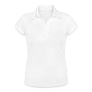 Women's Breathable Polo Shirt TS