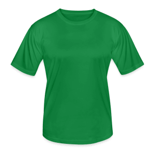 Herre funktions-T-shirt