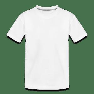 Premium økologisk T-skjorte for barn