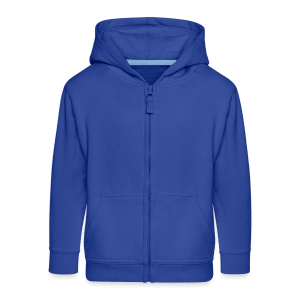 Kinderen Premium jas met capuchon