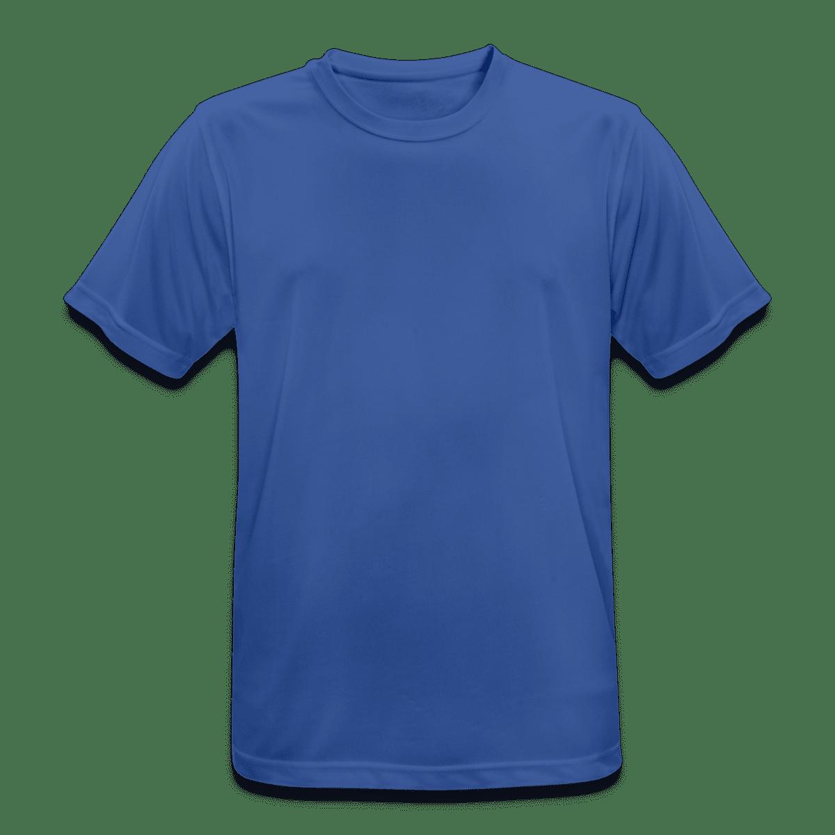 Männer T Shirt atmungsaktiv | TeamShirts