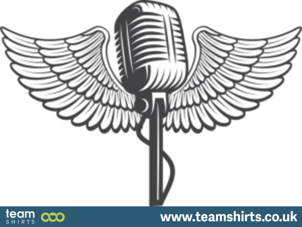 MICROPHONE WITH WINGS