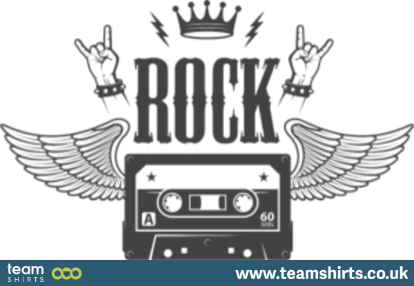 ROCK WINGED TAPE LOGO