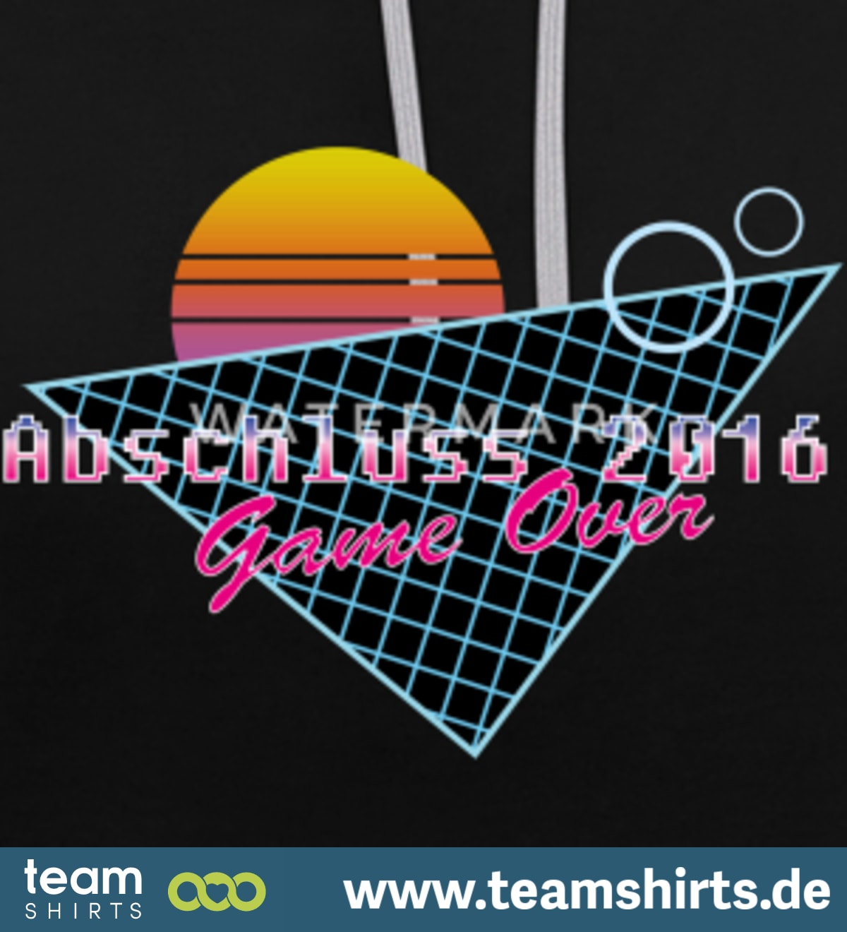 ABSCHLUSS 2016 GAME OVER