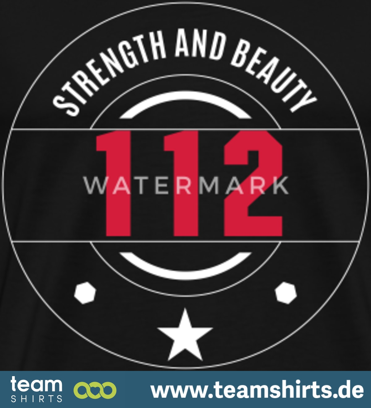 112 STRENGTH AND BEAUTY