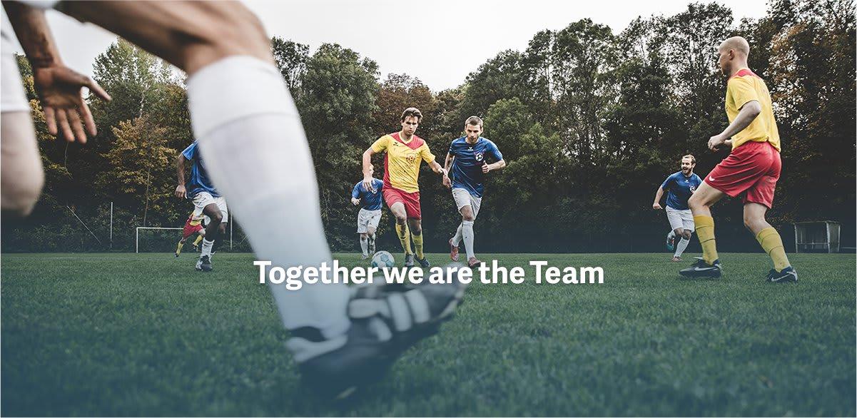Custom jerseys - kit designer