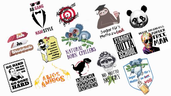 Abschlusspullis & Abschluss Hoodies selbst gestalten | TeamShirts