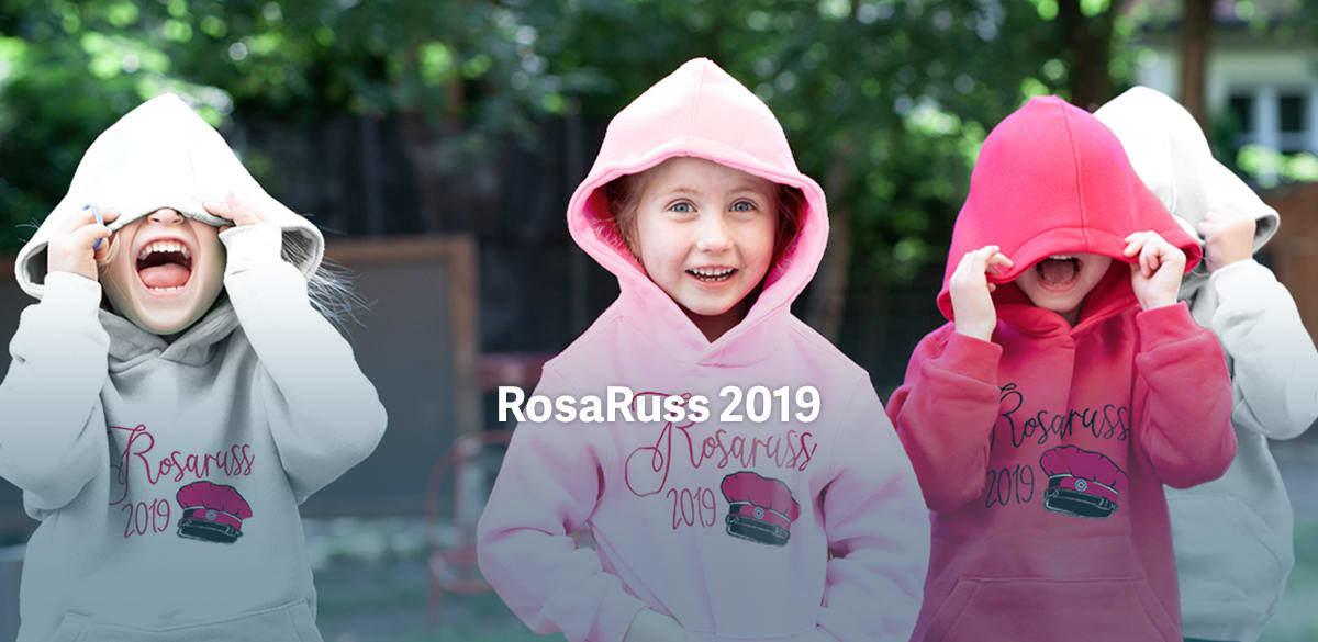 Rosaruss 2019 klær