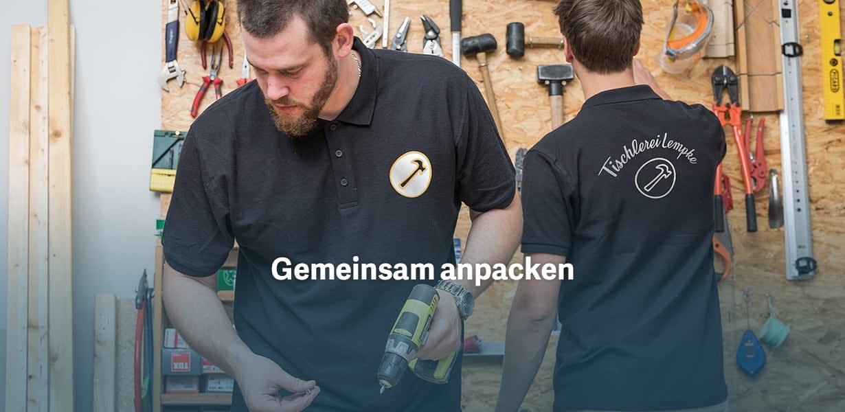 Firmenshirts bedrucken
