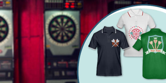 Custom Darts Shirts