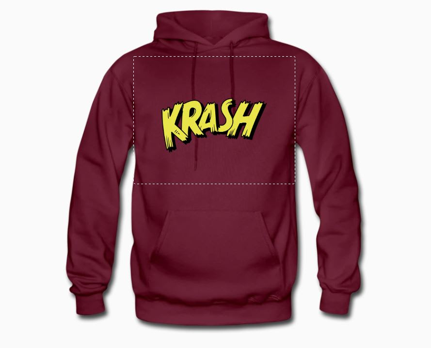 Personalised Hoodies - Custom Printed Hoodies | TeamShirts