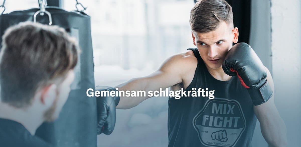 Kampfsport T-Shirts gestalten