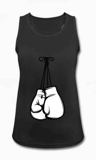 T-skjorte til kampsport