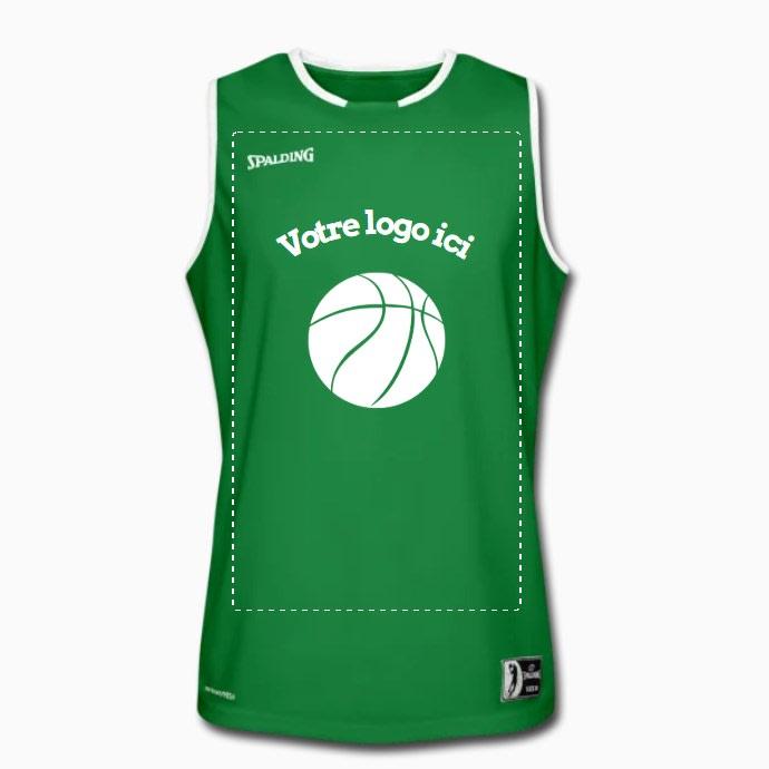 maillot de basket personnalisé