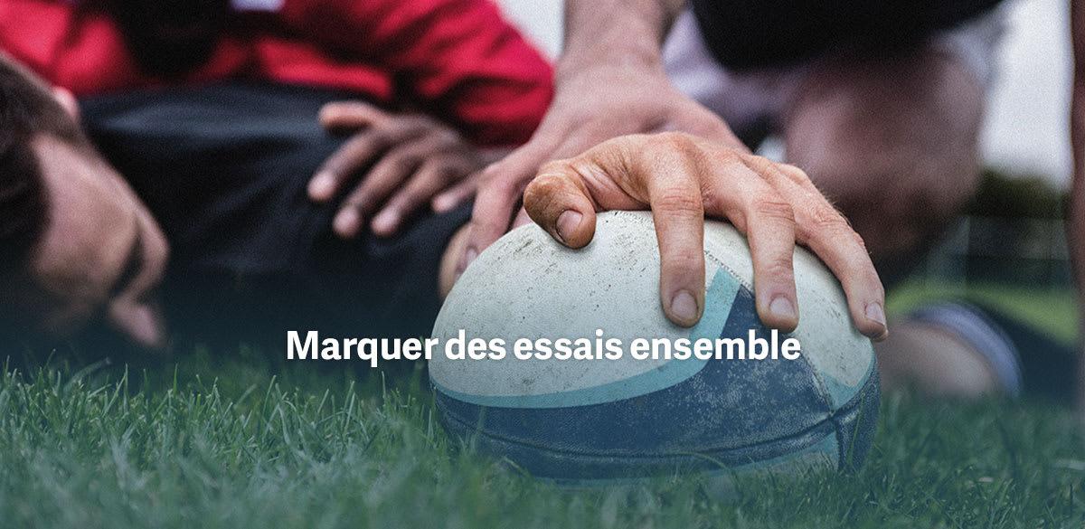 Maillot et polo de rugby personnalisé