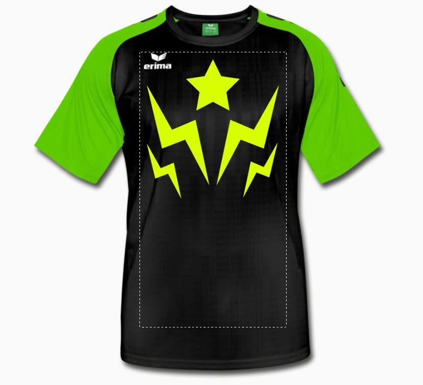 Maillot eSport personnalisable